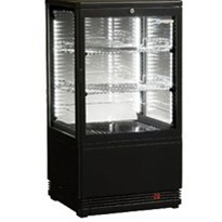 Refrigerated, Heated & Ambient Display Cases |ICS Pacific Venice Joey
