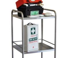 Advance Equipment manufactures superior quality hospital trolleys to suit the requirements of each and every medical profession.