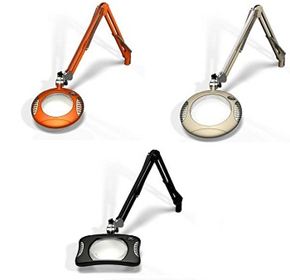 LED Magnifying Lamps | O.C. White
