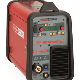 Sound Mig 2060/MD Star Double Pulse | MIG Welders