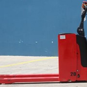 Enforcer Electric Pallet Truck: 2,000kg