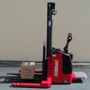 Enforcer Electric Walkie Stacker: 2,000kg