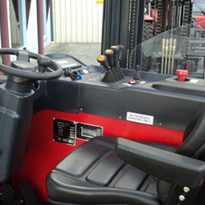 Enforcer Ride-On High Reach Truck: 2,000kg