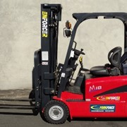 Enforcer 3-Wheeler Electric Forklift: 2,000kg