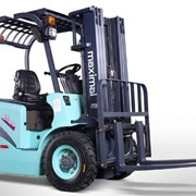 Enforcer 4-Wheeled Electric Forklift: 3,000kg