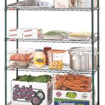 Shelving Systems | Metro | Stoddart Manufacturing