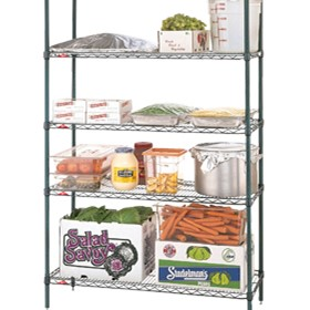 Shelving Systems | Metro | Manufacturing