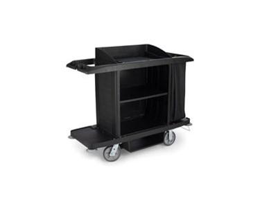 Housekeeping Cart | Full Size | Rubbermaid 6189