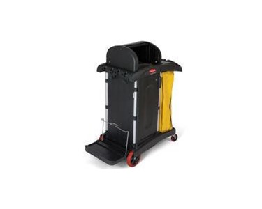 Cleaning Cart | High Security 9T75 | Rubbermaid
