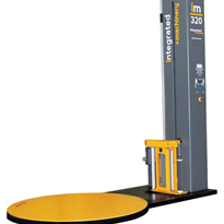 Stretch Wrapping Machine | im320