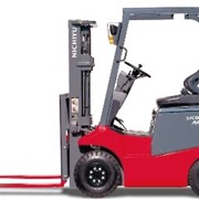 Counterbalanced Forklifts | High Speed