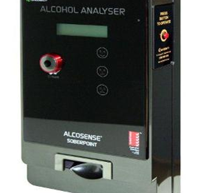 Fixed Type Breathalyser | Soberpoint | AlcoSense