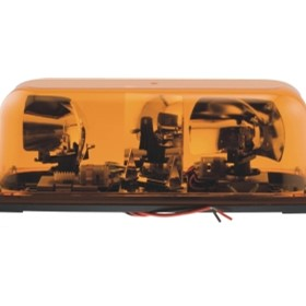 Rotary Light Bar | Double