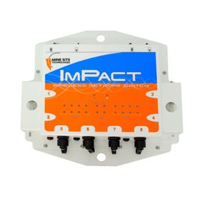 Wireless Network Switch | NS50 | ImPact