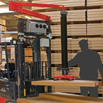 Vacuum Lifter | Forklift-mounted
