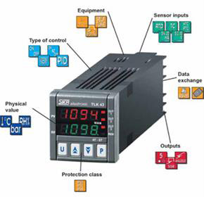 Sika Digital Electronic Controller