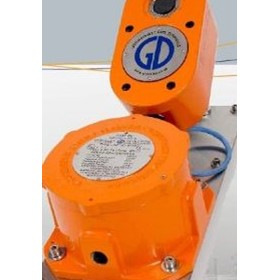 Flameproof Ultrasonic Gas Leak Detector | GDU-01 Ex-d