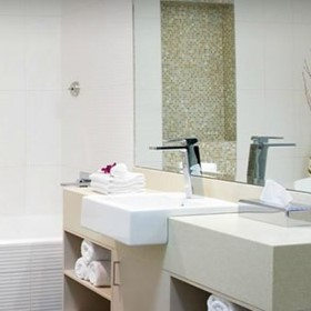 Accommodation Interior | Bathroom Fitouts