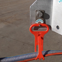 Bolted Hose & Cable Hangers | Air Line Hanger | Pneumatic Hose Hanger