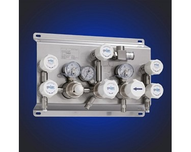 Chem-Master Gas-Arc Manifolds from CAC Gas & Instrumentation