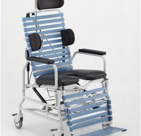 Commode Shower Chair | Broda CS 385
