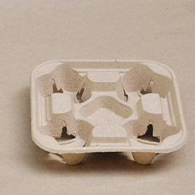 Cup Holder Tray | 4 Cell CC-832