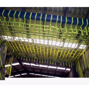 Factory Roof Nets | Safetnett