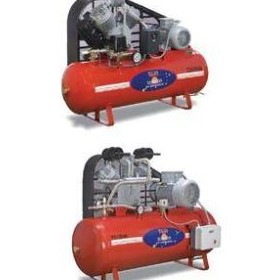 Oil Cooled Piston Compressors | Elgi