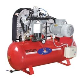 High Pressure Reciprocating Compressors | PET