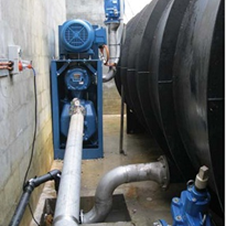 Sewage plant's performance improves with Gorman-Rupp wastewater pump