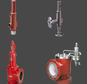 Relief Valves | Farris Engineering