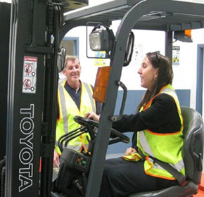 Forklift Training And Licencing | Weekends