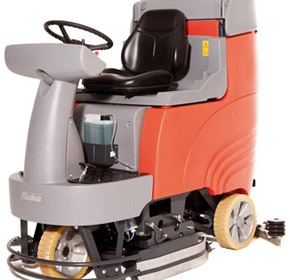 Ride On Scrubber | Scrubmaster B115R