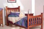 Aged Care Bed | Rustler Collection - Singles