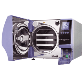 Autoclave with Printer USB & Software | Cominox 18S VLS