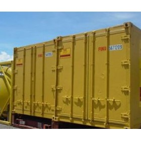 10' Special Refrigerated Container | Tradecorp International