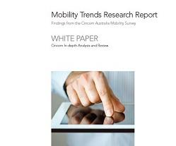 Cincom's 'Australian Mobility Report: An in Depth Analysis of the Use of Mobile Computing in Australian Businesses'