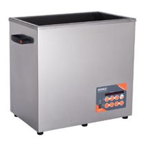 Ultrasonic Cleaner Basket & Lid Included Tank | Sonica 45LEP 45L