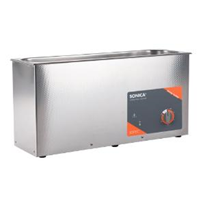 Ultrasonic Cleaner Manual Timer Basket & Lid | Sonica 3200LM 6L