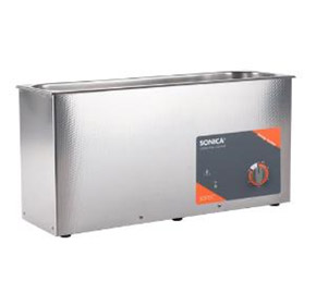 Ultrasonic Cleaner Manual Timer | Sonica | SOLSN3200LM