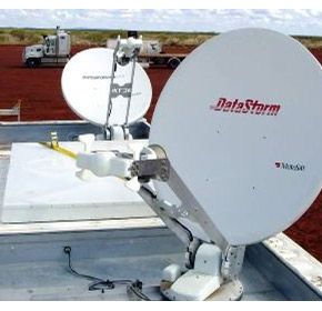 Complete Satellite Communication Systems