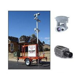 Mobile Trailer Security Unit | Take-a-look