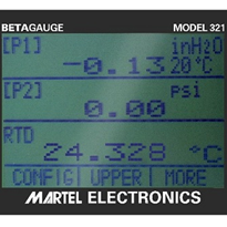 Intrinsically Safe Pressure Calibrator | Martel