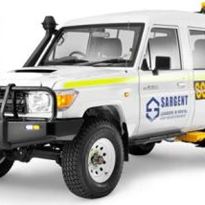 Rental Fleet | 4WD - 8 & 11 Seat Personnel Carrier