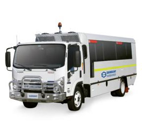 Rental Fleet | 2WD - 22 Seat Personnel Carrier