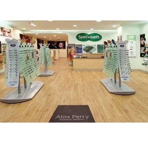 Specsavers' 'clear vision'