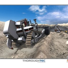 Surface Mining Simulator | Bulldozer Simulators