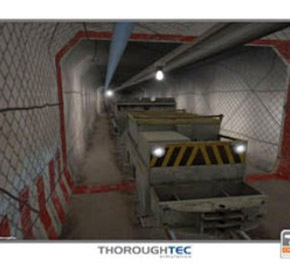 Underground Mining Simulator |  Locomotive Simulators