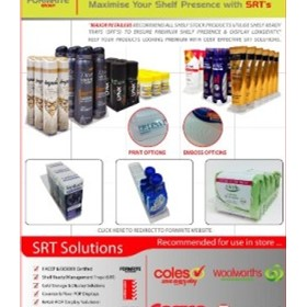 Shelf Ready Packaging | SRT's