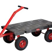 "5th Wheel Wagon Truck (24"" x 48"")"